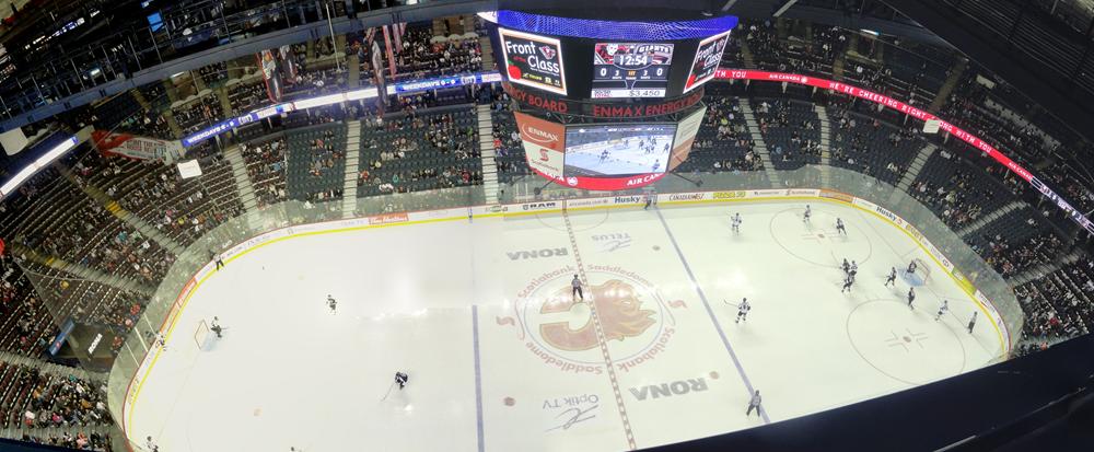 Calgary Hitmen Vs Kootenay Ice Calgary Hitmen