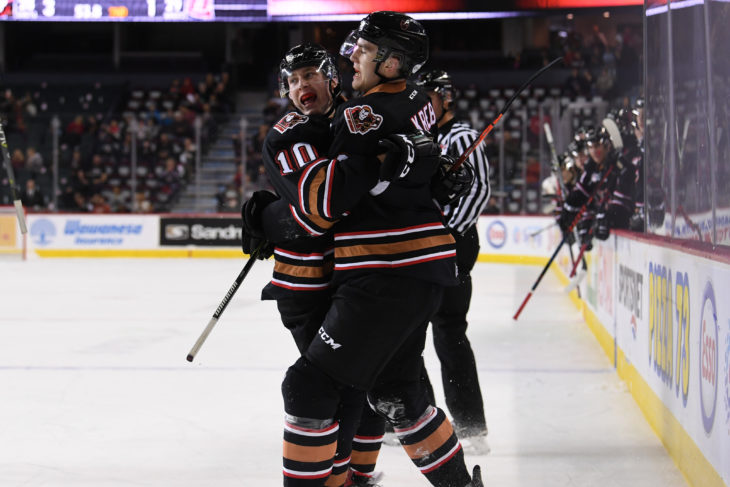 Hitmen will look to get the powerplay going with just two goals in the season series so far