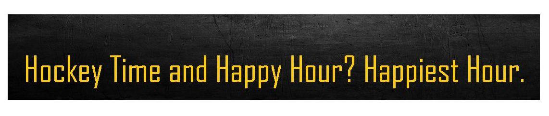Happiest Hour Banner