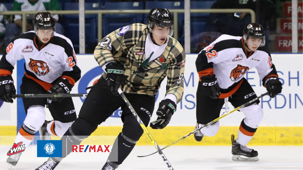 RE/MAX Presents: WHL Suits Up with Don Cherry to Promote Organ ...