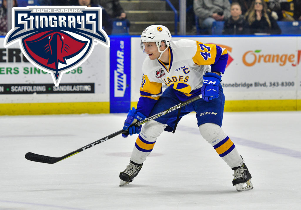 Fiala signs pro deal in the ECHL – Saskatoon Blades