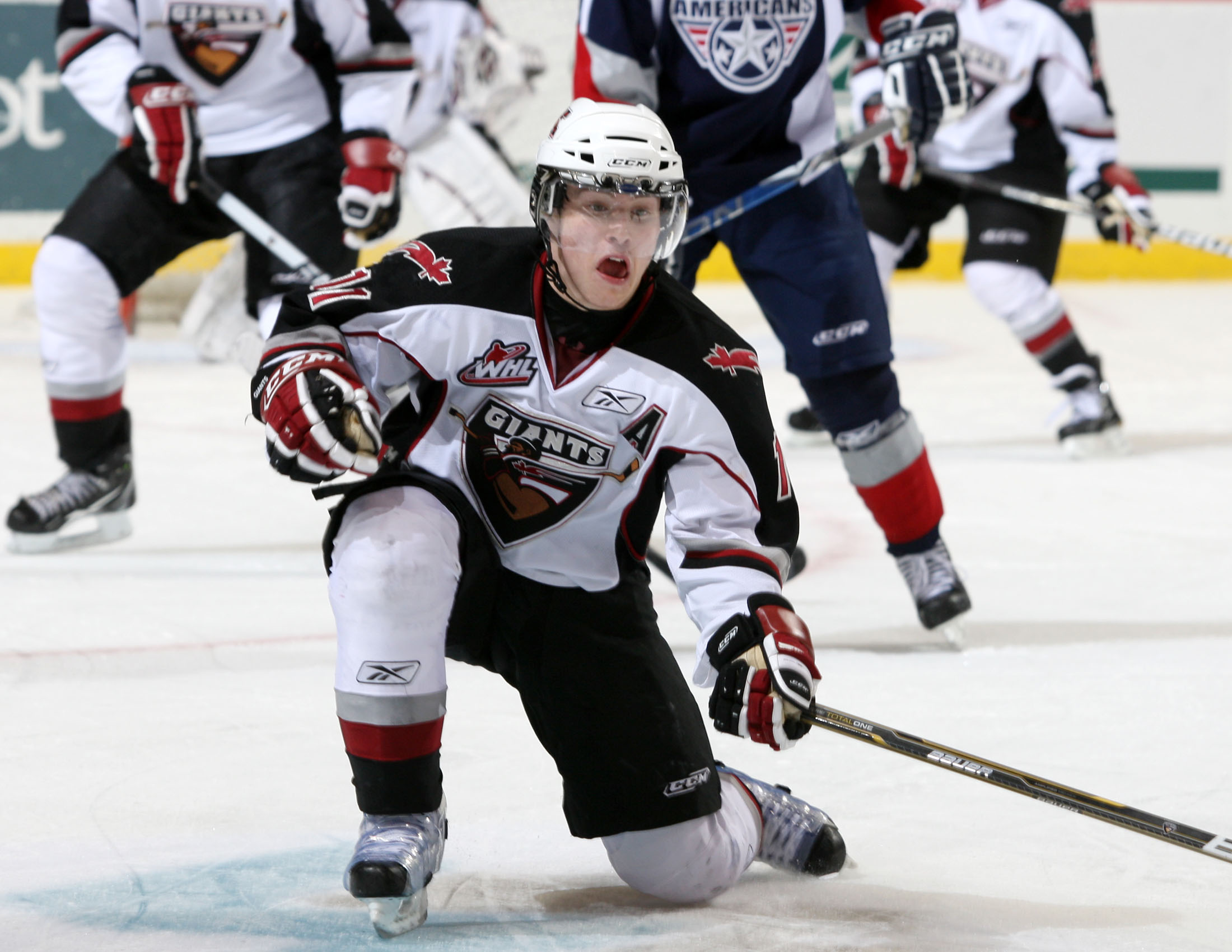Brendan Gallagher Named Whl Player Of The Week Vancouver Giants