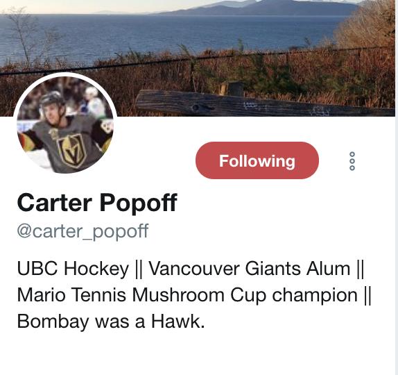 Popoff Twitter