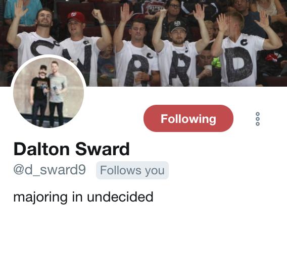Sward Twitter