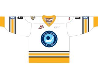 Brandon Wheat Kings HNIC_theme jersey
