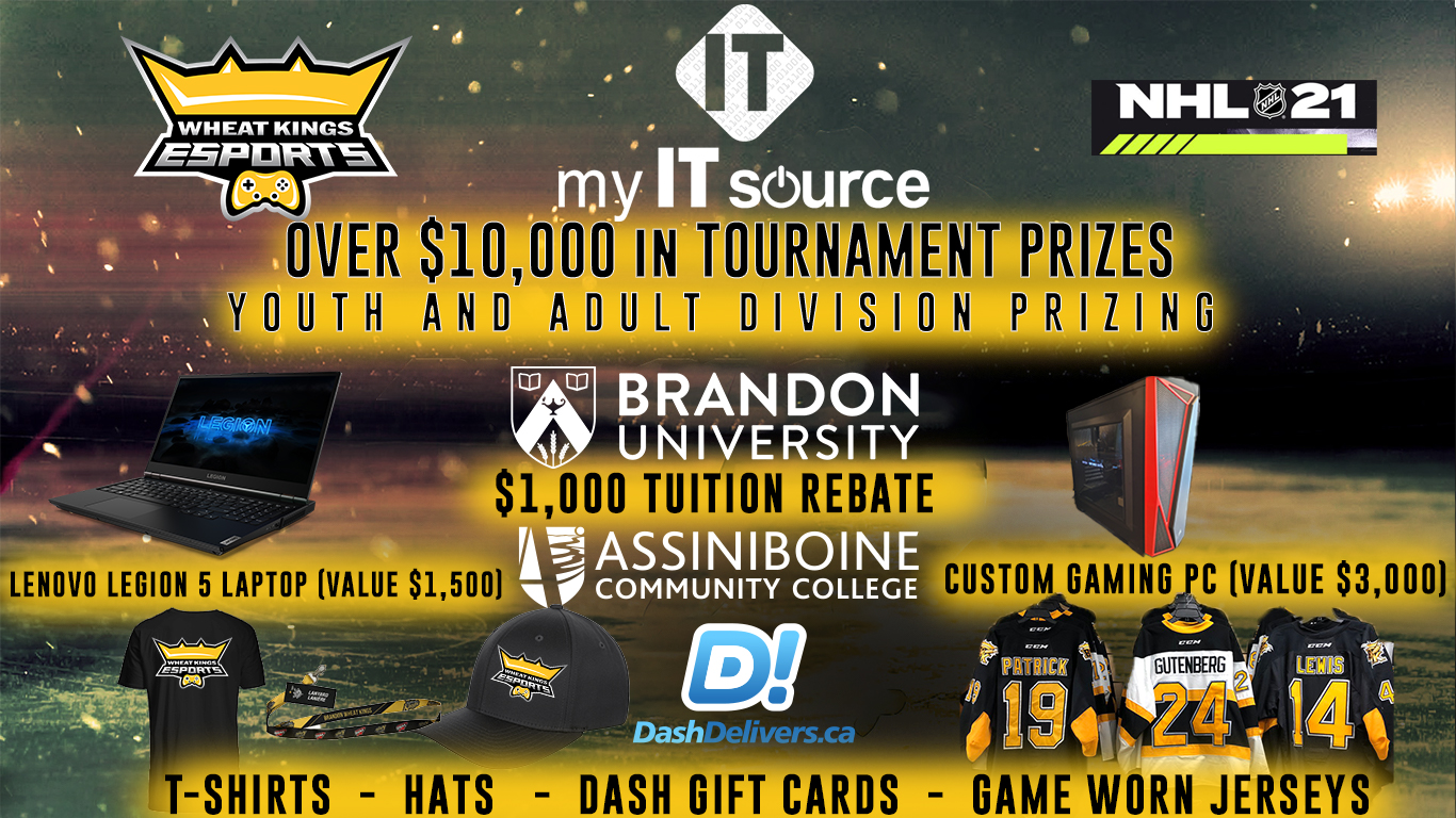 Prize graphic