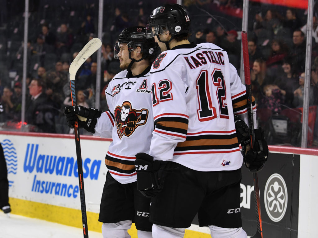 Game Preview Hitmen Vs Tigers Feb 15 Calgary Hitmen