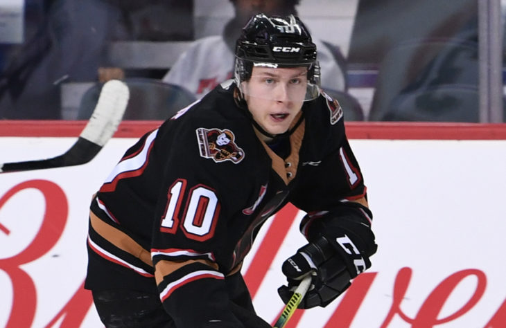 In 99 career games, Prokop has 47 points (16G, 47A)