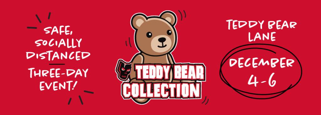 Hitmen Expand 2020 Teddy Bear Collection Calgary Hitmen