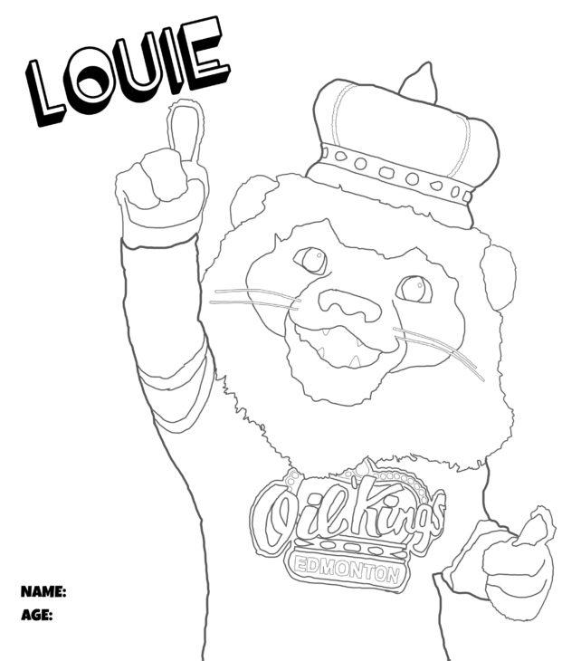 Louie Colour Me