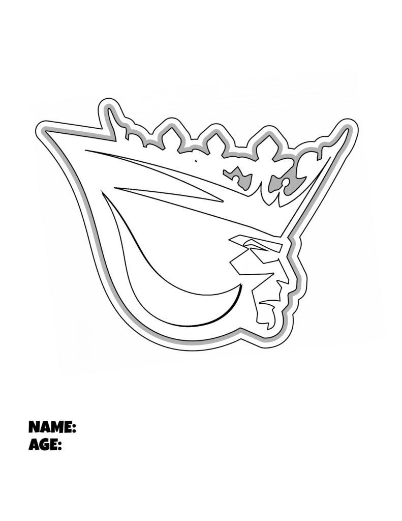 Colour Me! Alternate Logo