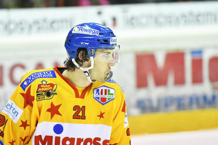 WHL Alumni Spotlight: Loschiavo contemplating future after pro ...