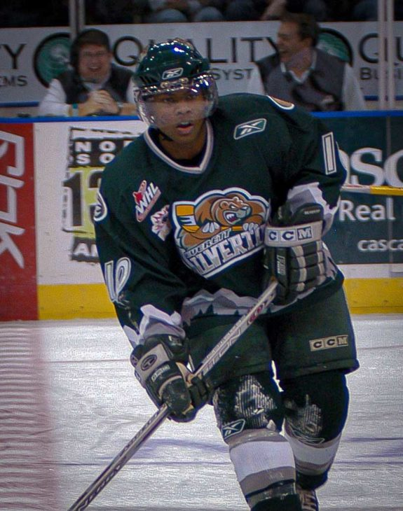 Zack Dailey as a rookie on the Tips 2005-06 U.S. Division title squad.