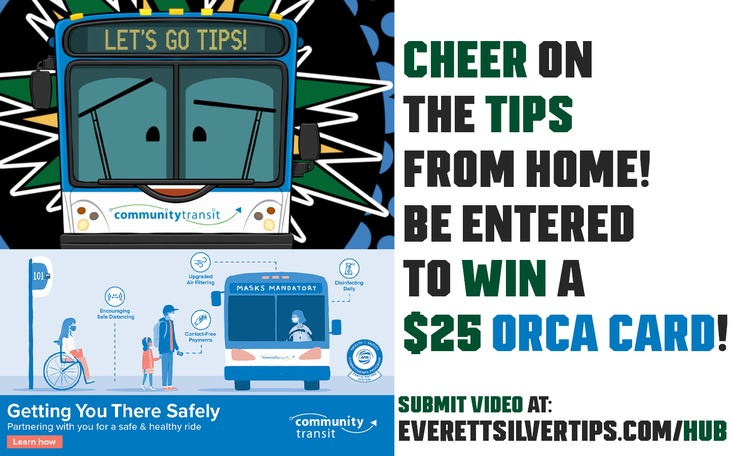 Community Transit Orca Card slide