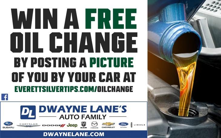 Dwayne Lane's Oil Change Slide New Promo