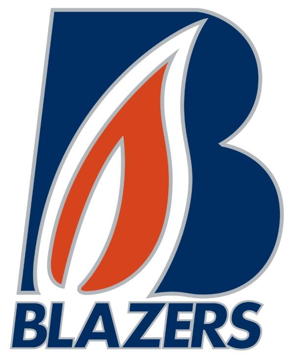 Kamloops Blazers Primary Logo (1)
