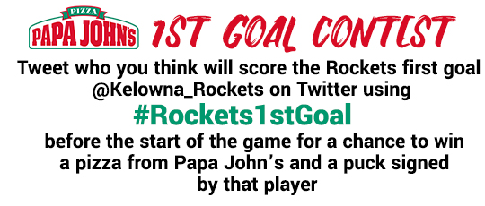 papa johns first goal