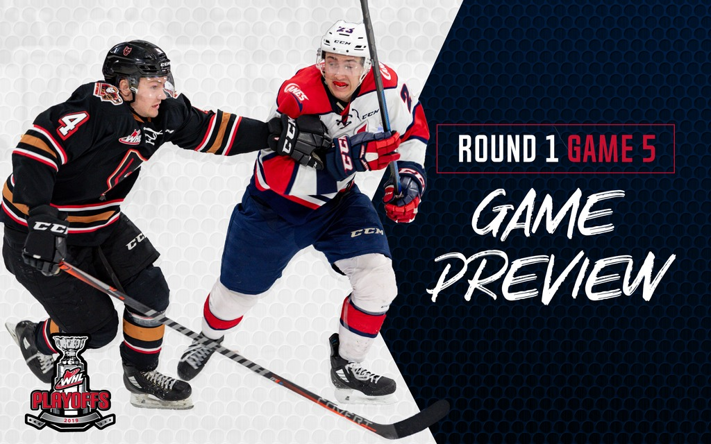 Playoff Game Day Hurricanes Host Hitmen In Game 5 At Nicholas