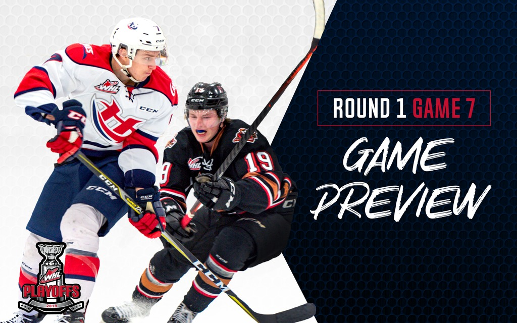 Playoff Game Day Hurricanes Welcome Hitmen In Winner Take All