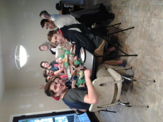 Ryan Vandervlis, Jaeger White, Jamal Watson, Jayden Sittler, Carter Amson, Carter Folk, Ryley Lindgren, Tyler Wong, Giorgio Estephan, and Brett Davis