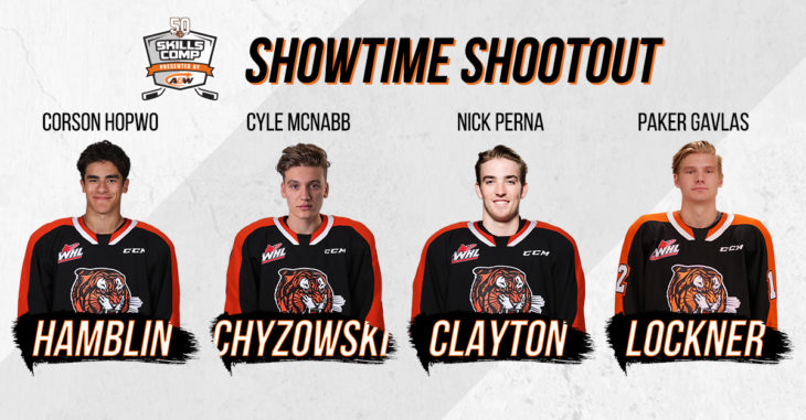 Players in Events - Showtime Shootout NEW