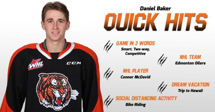 Quick Hits - Daniel Baker