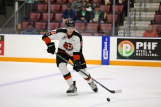 Rubins played 109 games for the Tigers in his two seasons in the WHL
