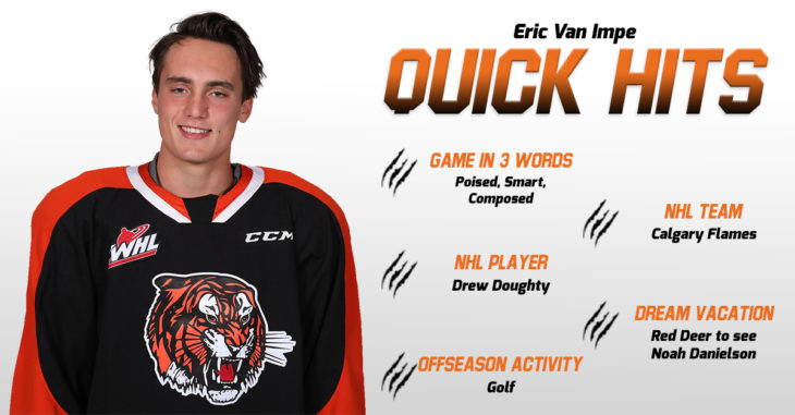 Quick Hits - Eric Van Impe 2