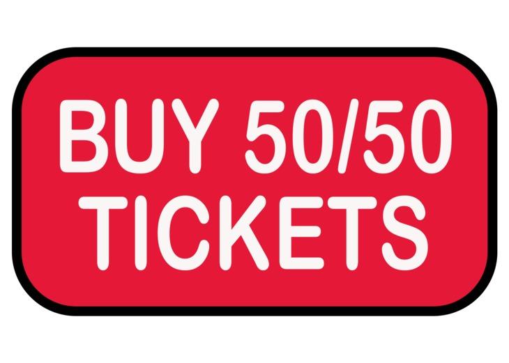 Buy 50:50 tickets