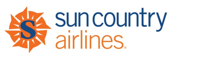 SUN COUNRY AIRLINES SPONSOR SCROLL