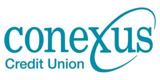 conexus credit union logo_blue