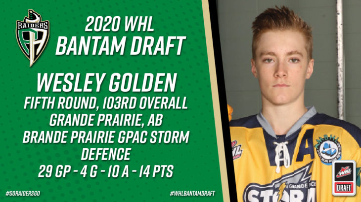 Bantam Draft 4 GoldeN