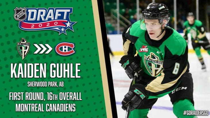 NHL Draft Guhle
