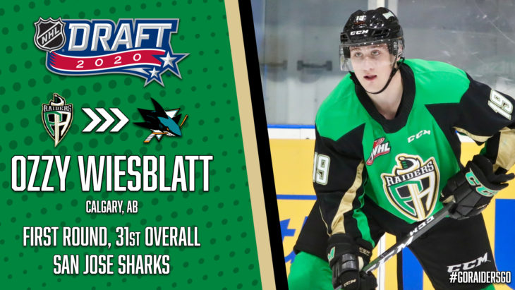 NHL Draft Wiesblatt