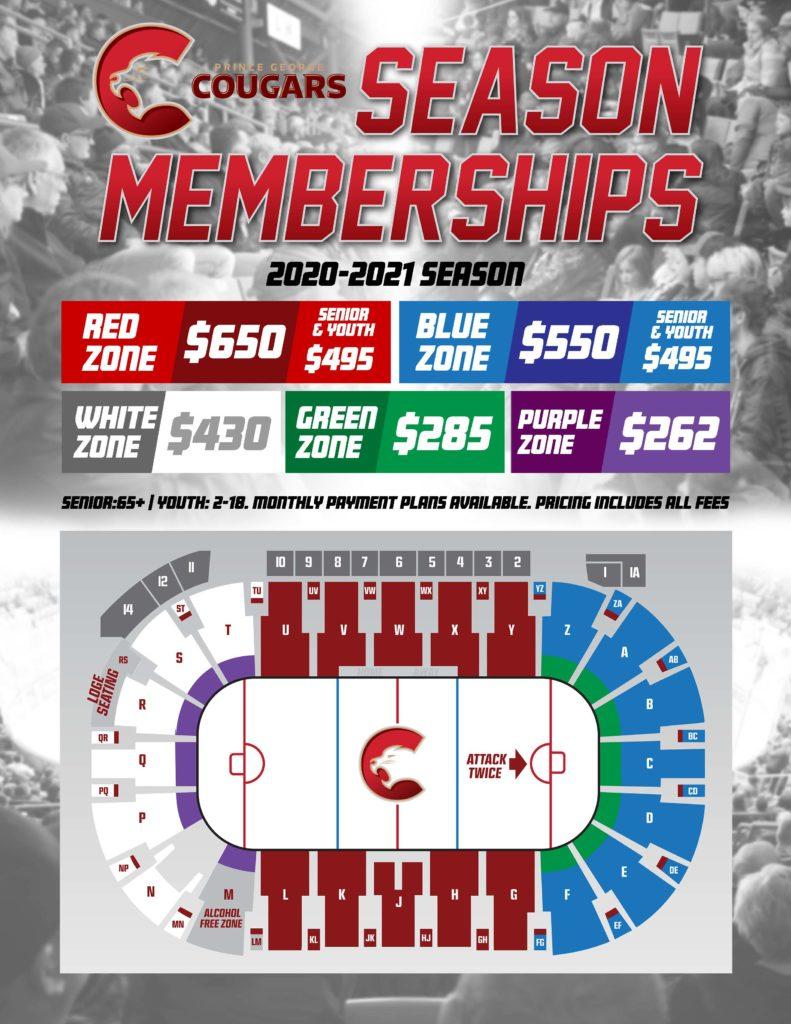 20-21 Season Member Flyer-Front