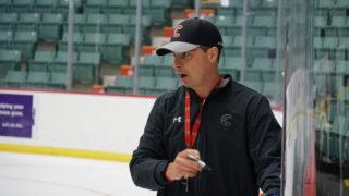 New Associate Coach Josh Dixon