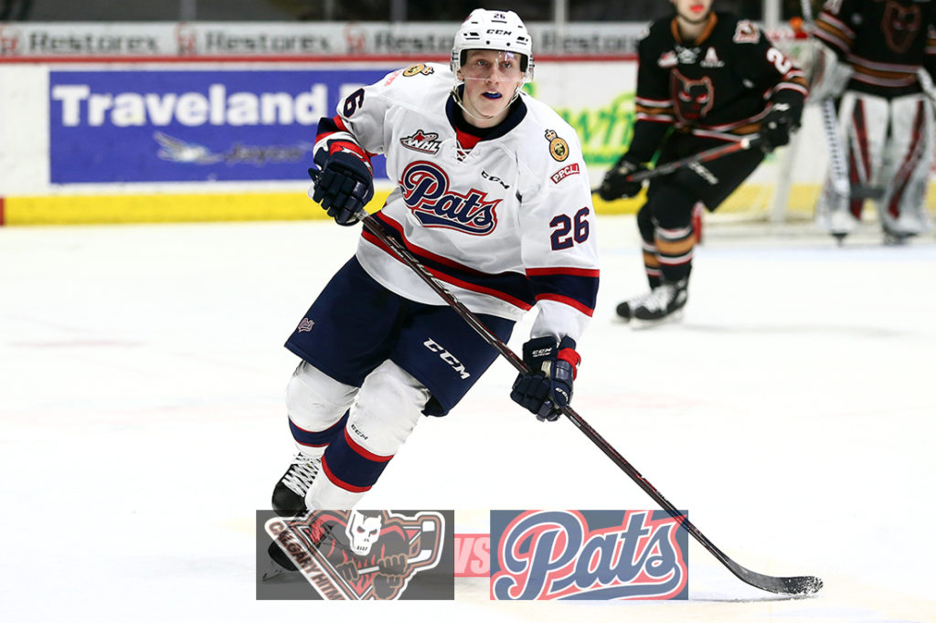 Preview Pats Back In Action Friday Night At Home To The Calgary