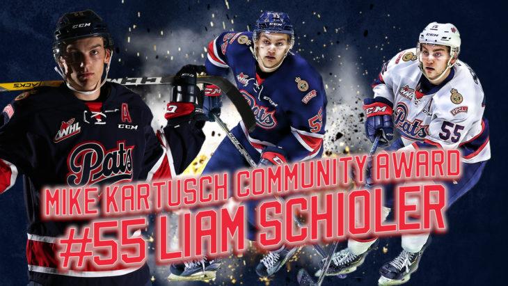 Community Award- Schioler