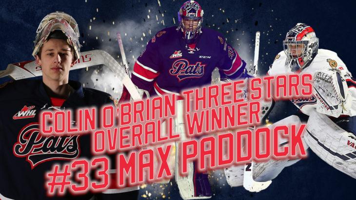 3 Stars Overall Winner- Paddock