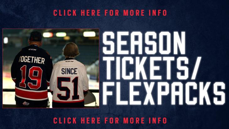 Season Tickets & Flex Packs