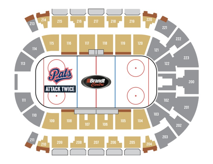 Pats Updated Seating Chart Attack Twice