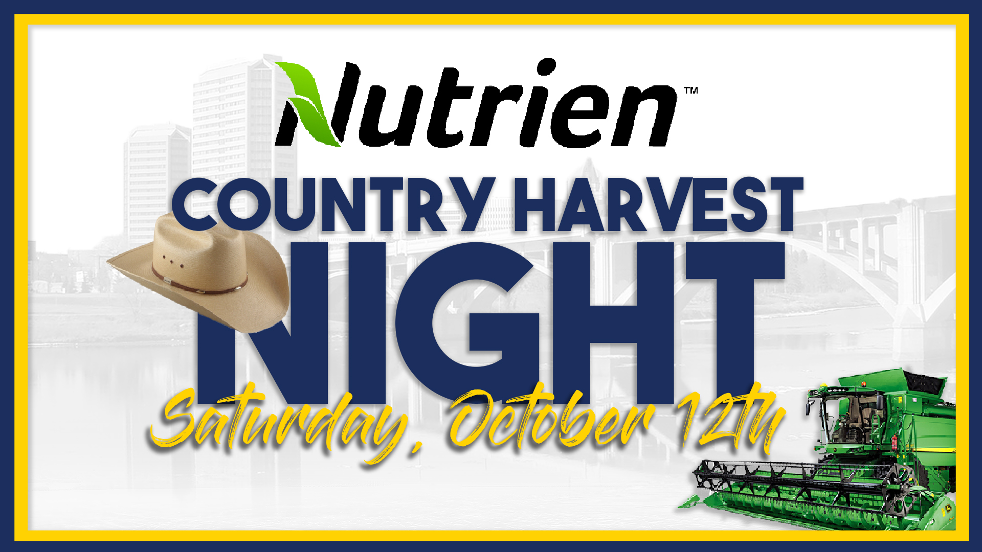 Country Harvest Night