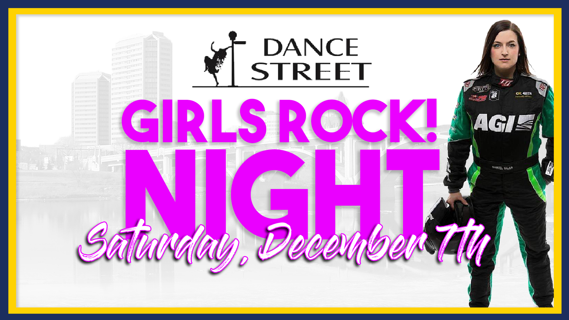 Girls Rock Night