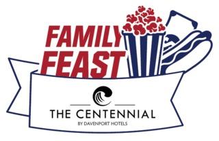 Family Feast Logo CENTENNIAL