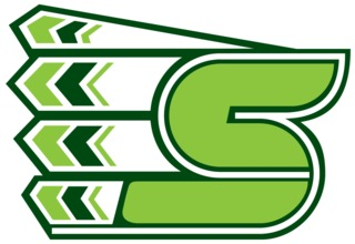 Chiefs Logo (green)