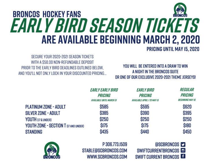 2020-2021 Season Tickets - Ad