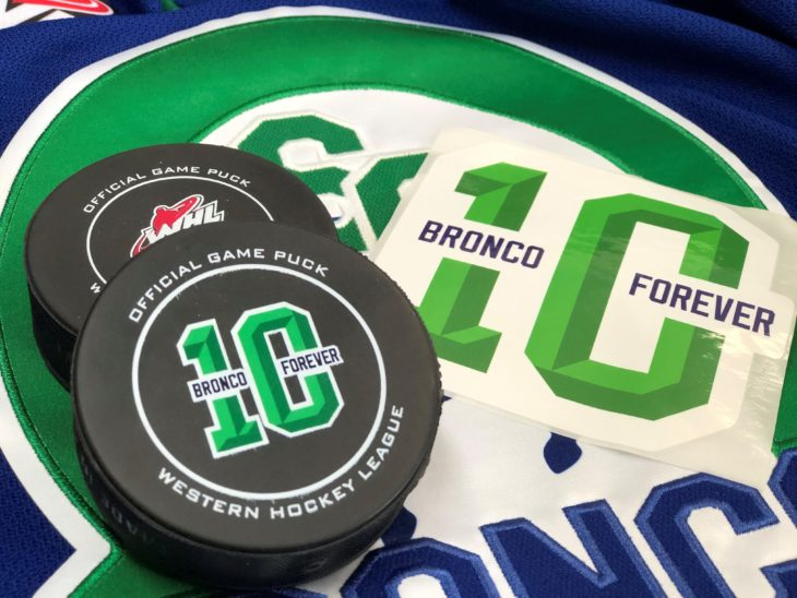 Pucks and Decal