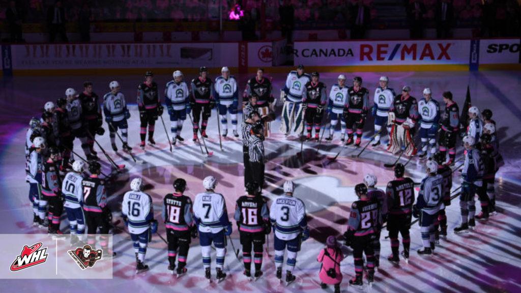 Calgary Hitmen Announce Guest Speakers For Anti Bullying Game