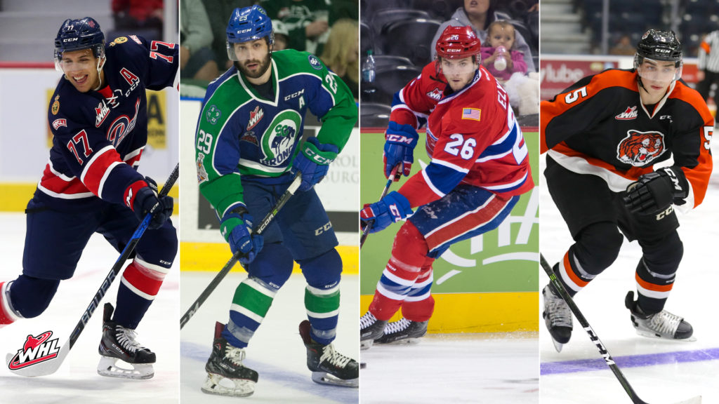 Five WHL Alumni capture ECHL's Kelly Cup with Newfoundland ...
