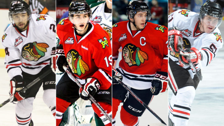 Four Portland Winterhawks played for Canada at the 2014 World Juniors.
